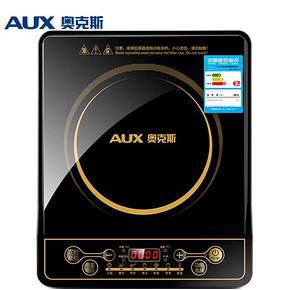AUX 奥克斯 大线圈匀火加热电磁炉 96元包邮