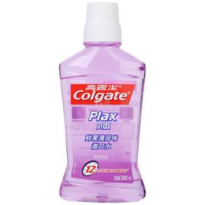 Colgate 高露洁 贝齿鲜果薄荷味漱口水 500ml 13.9元(2件起售)