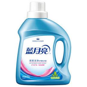 蓝月亮 深层洁净洗衣液 500g 折5.9元(买2免1)