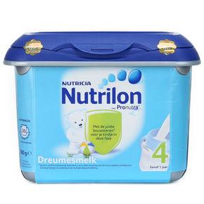 荷兰牛栏 诺优能 Nutrilon 婴幼儿配方奶粉 4段 800g 110元(99+11)