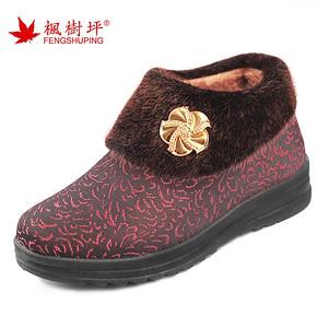 枫树坪 冬季老北京布鞋 券后14.9元包邮