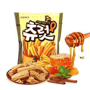 韩国进口 可瑞安 西式桂皮条 84g 9.9元