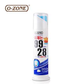韩国进口 欧志姆 珍珠瓷白牙膏 120g  9.9元