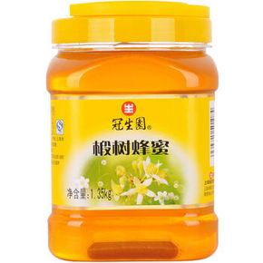 冠生园 椴树蜂蜜1.35kg 36.5元(72.9元,买2免1)