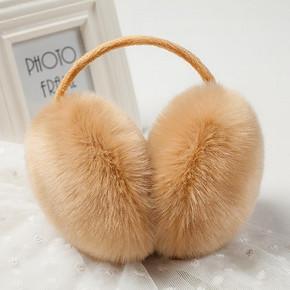 佳禾兴 冬季后戴耳罩仿兔毛耳罩 券后6.9元包邮