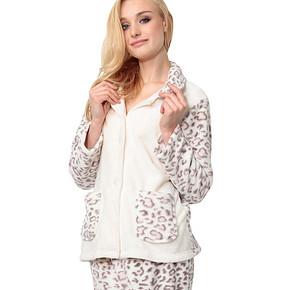 南极人 珊瑚绒保暖家居服套装 折23元(双重优惠)