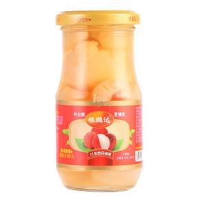 振鹏 达荔枝罐头 248g 1.9元(3件起售)