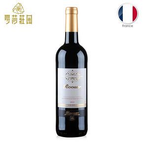 法国原瓶进口 罗莎红葡萄酒 750ml 19.9元