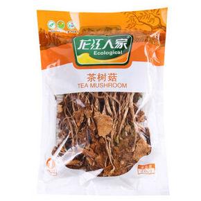 龙江人家 茶树菇干货 茶树菇100g 9.9元