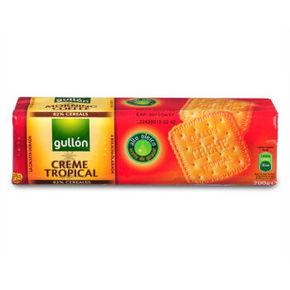 西班牙进口 Gullon 谷优 热带奶油饼干 200g 折4.4元(99-50)