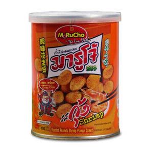 泰国进口 MaRuCho 好朋友 花生豆 虾味 100g 6.9元