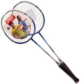 红双喜 羽毛球拍 2支装 89元