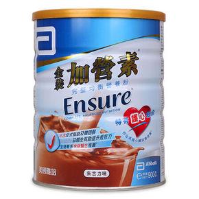 雅培 港版 金装加营素均衡营养粉 朱古力味 900g*2件 210.4元包邮(376-188+22.4)