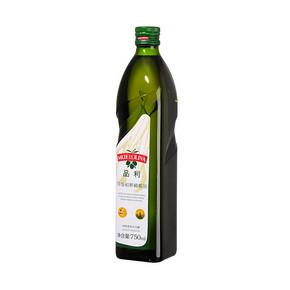 品利 特级初榨橄榄油 750ml*2瓶  49.8元(99.8-50)