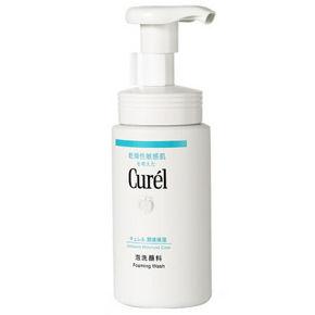 花王 珂润 干燥敏感肌肤专用润浸保湿洁面泡沫 150ml 66.8元(59+7.7)