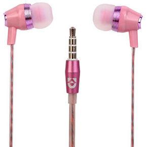 咖迪 香水 入耳式线控耳机 19元