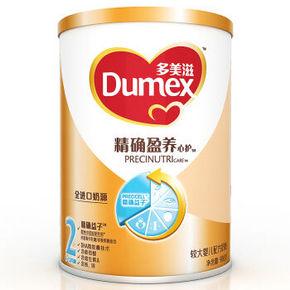 Dumex 多美滋 精确盈养大婴儿奶粉 2段 900g 125元包邮