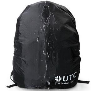 UTC 行家 AK0057 涤纶背包防雨罩 黑色 9.9元