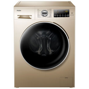 海尔 8公斤变频洗烘一体滚筒洗衣机 4099元