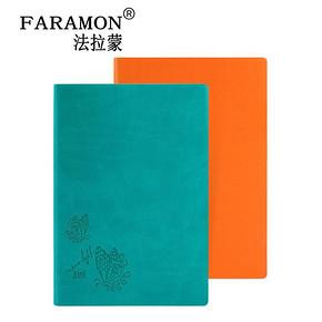 FARAMON 法拉蒙 A5 软皮笔记本 1本 券后5.8元包邮