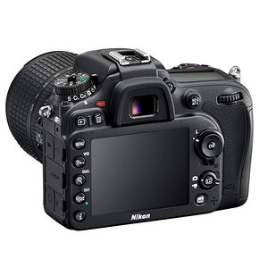 Nikon 尼康 D7200 单反套机 5399元包邮