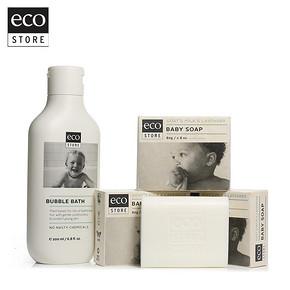ECOSTORE 羊奶皂*3块+泡泡浴沐浴露 200ml*1瓶 54.8元包邮(49+5.8)