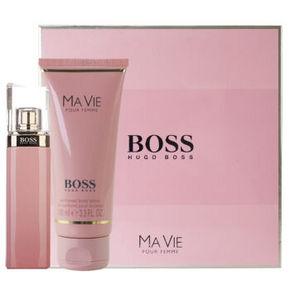 BOSS 博斯 玫瑰人生女士香水礼盒组 299元包邮