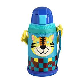 Tiger 虎牌 不锈钢儿童真空保温杯 小老虎 299元包邮