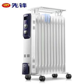 先锋 DS9411 油汀式取暖器 11片 239元包邮(269-30)