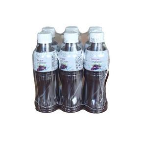 7coin 七咔呢 葡萄汁饮料 含椰果 300ml*6支 14.9元包邮(19.9-5券)