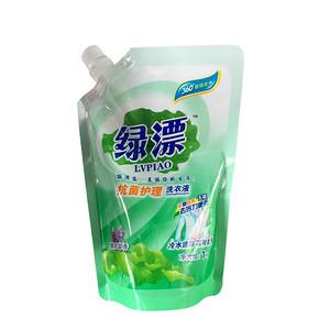 绿漂 抗菌护理洗衣液  1kg    3.9元
