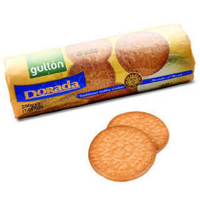 Gullon 谷优 金黄脆饼干 200g*11件 49元(99-50)