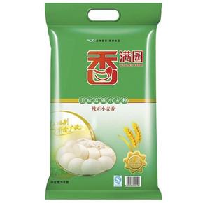 香满园 美味富强粉 5kg 19.9元