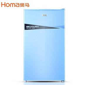 奥马 BC-92 92L单门冷藏一级节能冰箱 555元