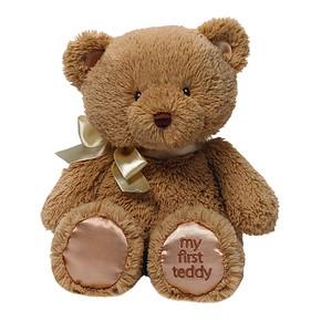 GUND 我的泰迪熊毛绒玩具-10英寸 褐色 89元