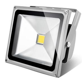 雪虎 LED投光灯 10w 正白 2.8元包邮
