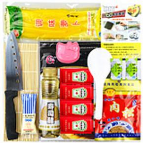 光庆 寿司工具材料套装 14元包邮