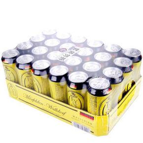 Eysser Graf 坦克伯爵 白啤酒 500ml*24听  折84元(99,满168元买2件)