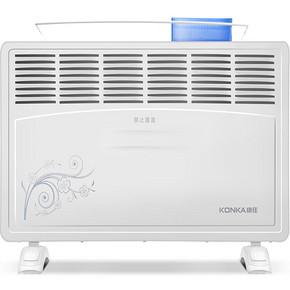 KONKA 康佳 KH-DL22B 家用对流防水取暖器 99元包邮