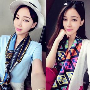 cnxu 韩版时尚装饰百搭围巾 7.2元包邮