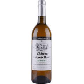 法国进口 波尔多十字布伊堡干白葡萄酒 750ml 19.9元