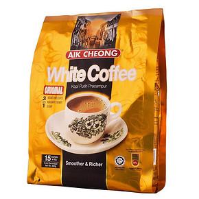 马来西亚进口 益昌 3合1白咖啡 40g*15包 28.8元