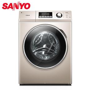 三洋 DG-F90322BHG 滚筒洗衣机 3698元