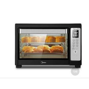 美的 T7-L384D 智能电烤箱 38L 399元包邮