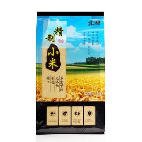 北纯 小米 1000g 折4.9元(9.8,5件5折)
