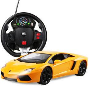 美致模型 1:24兰博基尼遥控车玩具 49元