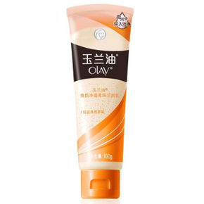 Olay 玉兰油 角质净透柔珠洁面乳 100g 折9.9元(买2免1)