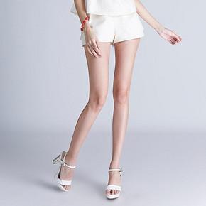 CCDD 低腰纹理甜美短裤 39元包邮