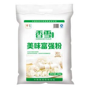 香雪 美味富强粉 面粉 5kg 16.9元