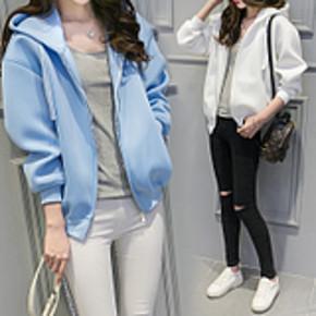 韩版春秋时尚女装短款外套 券后59元包邮